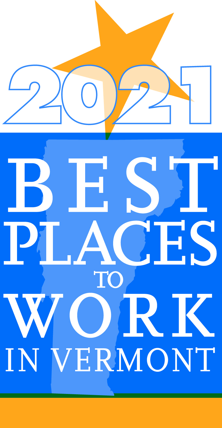 Best Places to Work 2021 logo