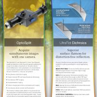 OptoSplit / UltraFlat Dichroics