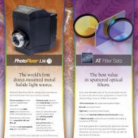 PhotoFluor LM-75 / At Filter Sets